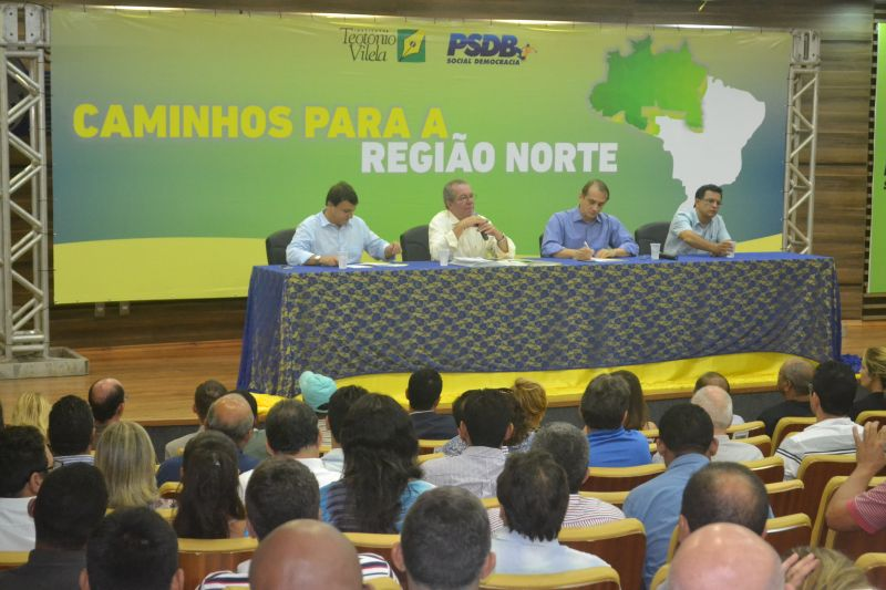 Caminhos para a Região Norte - Municipalismo -Rio Branco 2015_1