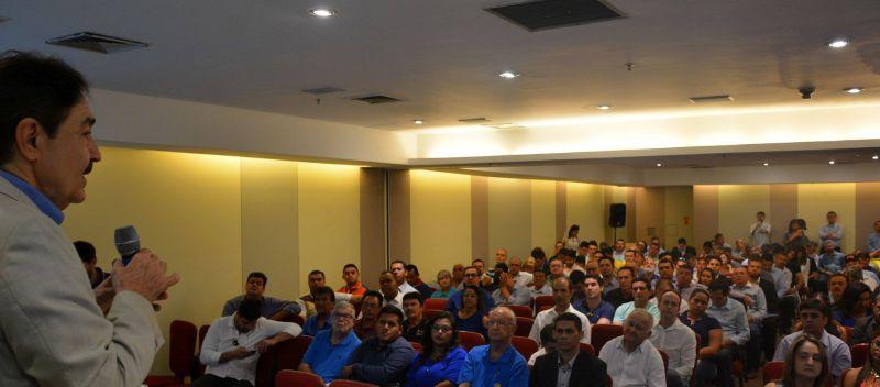 Formação pré-candidatos Fortaleza 2016_1