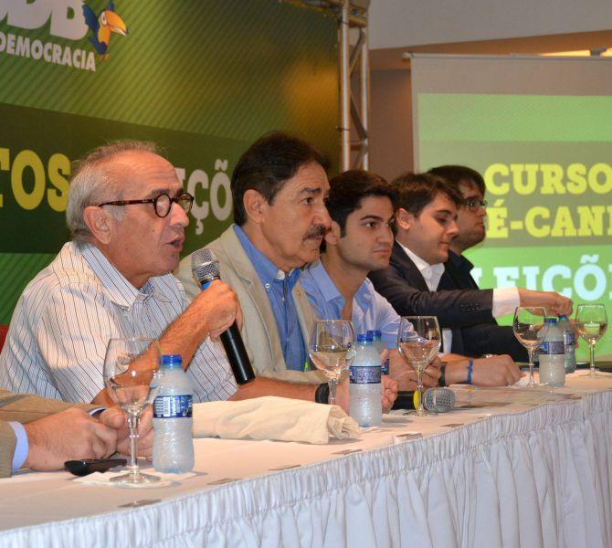 Formação pré-candidatos Fortaleza 2016_2