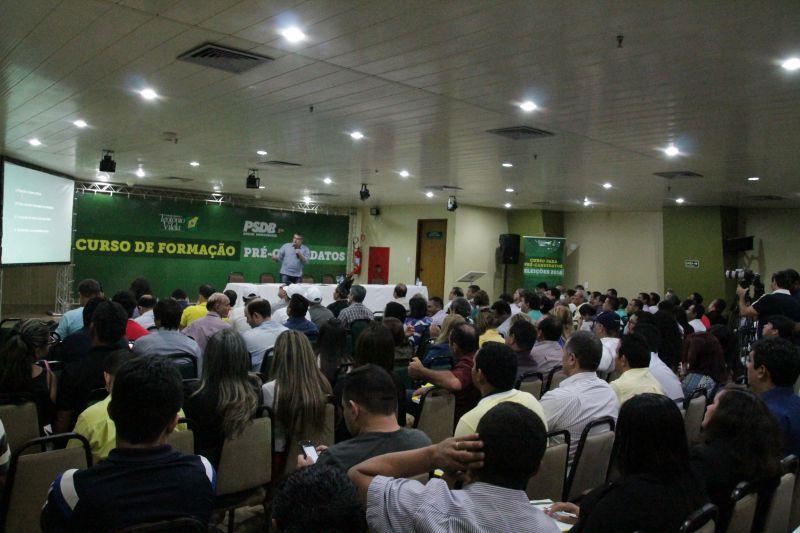 Formação pré-candidatos Manaus 2016_2