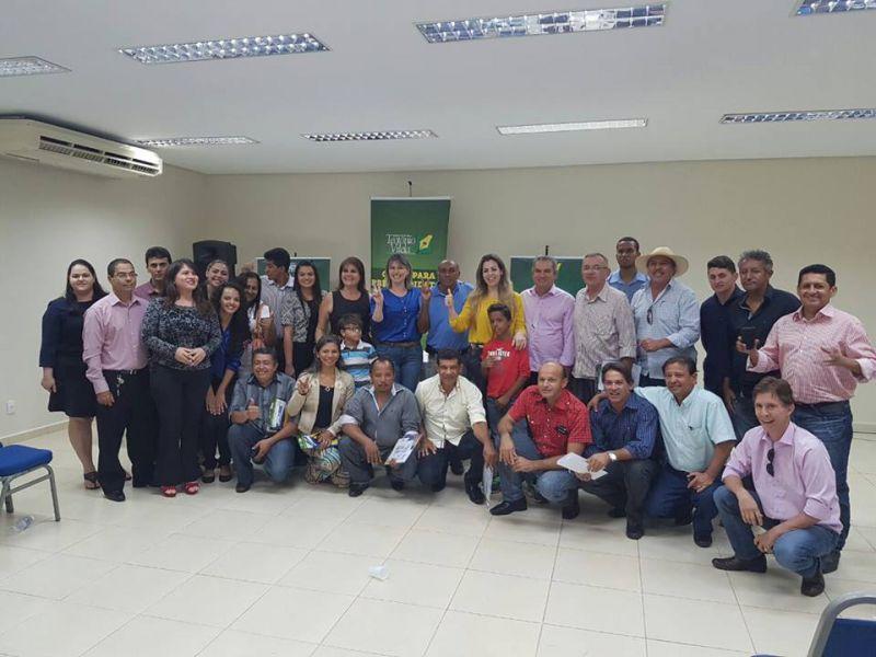 Formação pré-candidatos Palmas 2016_1