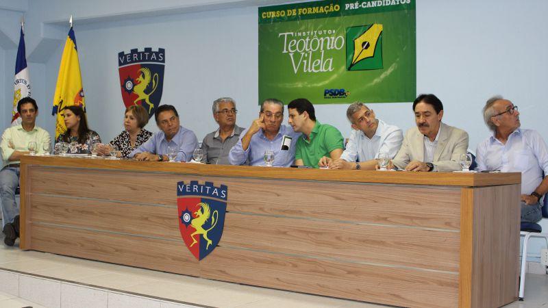 Formação pré-candidatos Recife 2016_1