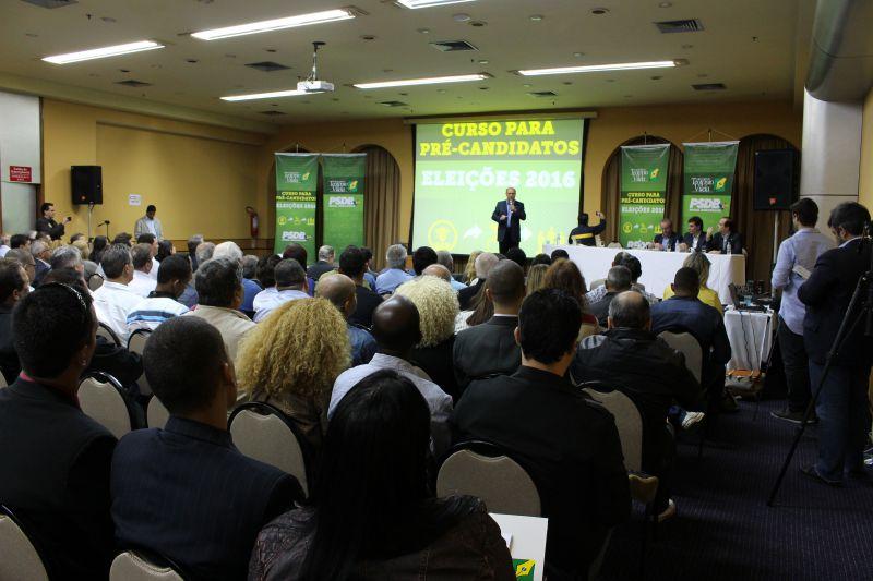 Formação pré-candidatos Rio de Janeiro 2016_2