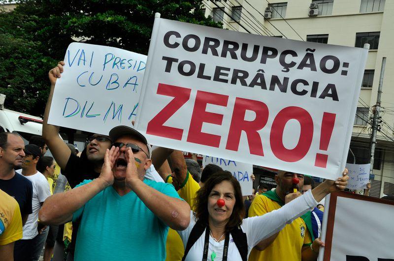 Frente anticorrupção